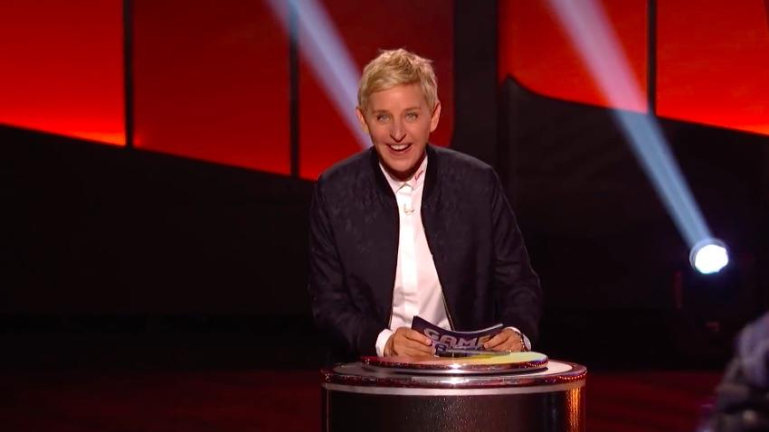 Ellen DeGeneres,Game of Games, NBC