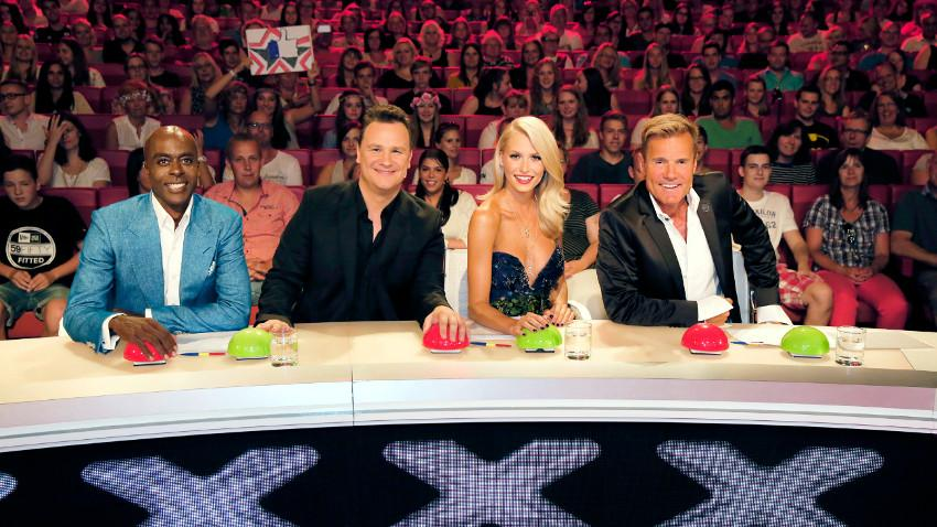 Got Talent Germany' AKA 'Das Supertalent' Season Finale on RTL