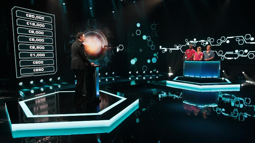 New Game Show 'The Algorithm' to Debut at MIPCOM | smartshow.tv