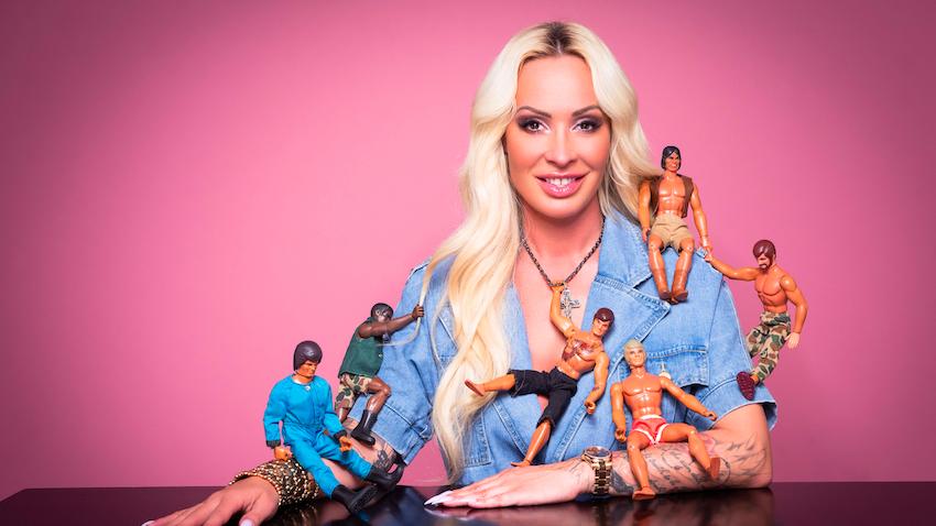 Cora Schumacher in Coras House of Love
