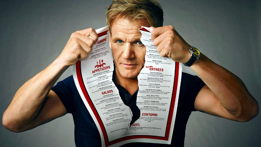 Gordon Ramsay, Kitchen Nightmares