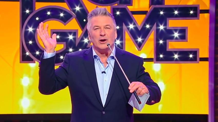 Alec Baldwin in Match Game