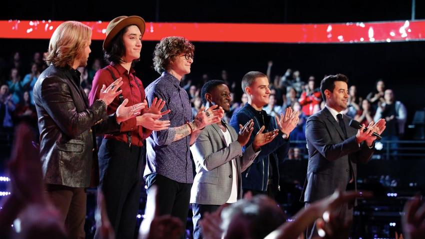 Nbc airs two day the voice finale on monday december 15 and