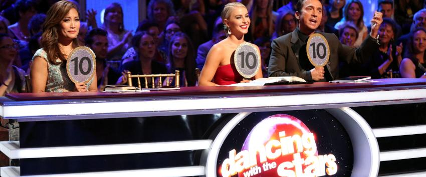 Carrie Ann Inaba, Julianne Hough, Bruno Tonioli - Dancing with the Stars