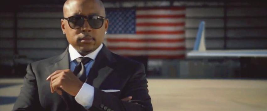 Daymond John in Shark Tank