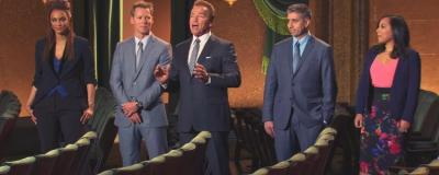 Arnold Schwarzenegger in The New Celebrity Apprentice