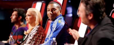 Pharrell Williams in The Voice